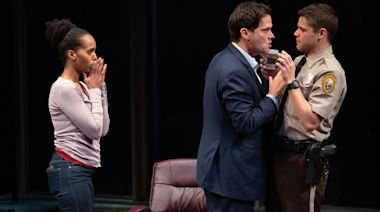 Broadway Feels Slight Winter Chill As Box Office Dips To $30M; 'American Son', 'Waverly Gallery' Take Final Bows