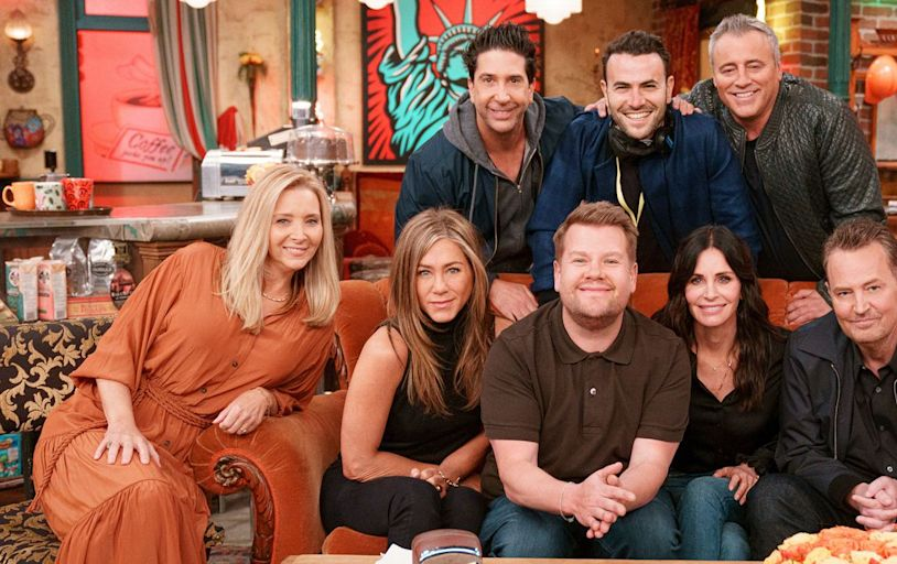 Jennifer Aniston Says the 'Friends' Reunion Was a Lot More Painful Than She Anticipated