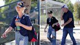 Gwen Stefani appears to wear wedding ring amid secret marriage rumors