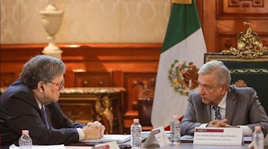 Mexico's president says meeting was 'good' with Attorney General Bill Barr