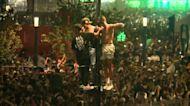 Huge celebration as Milwaukee Bucks win NBA Finals