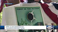 April 8, 2024, designated 'Solar Eclipse Day' in NH