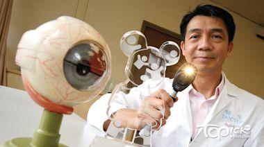 【眼科醫生】高德全投身杏林35載享受救治患者後喜悅 手術改善外表也可助兒童心理成長 - 香港經濟日報 - TOPick - 新聞 - 社會