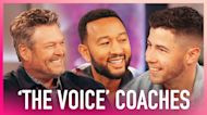 Kelly Calls Out Blake Shelton For Not Knowing John Legend's Song 'Glory' On 'The Voice'