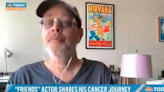 'Friends' actor James Michael Tyler, who played Gunther, reveals he has stage 4 cancer