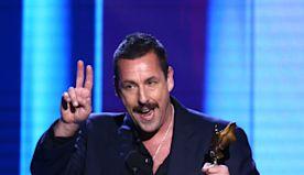 Adam Sandler jokes about Oscar 'snub' during expletive-laden Spirit Awards speech