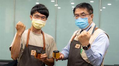林韡勳奪世界果醬大賽3銀3銅 黃偉哲邀暢談青年願景 - 工商時報