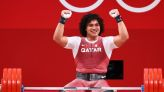 Olympics-Weightlifting-Qatar's Elhakh wins gold in men's 96 kg event