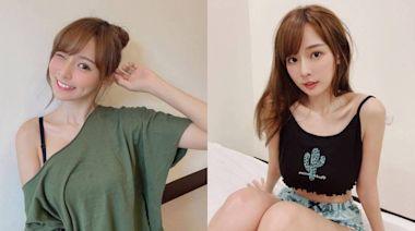好緊張!「台版三上悠亞」直播處女秀 呼籲粉絲:來找我