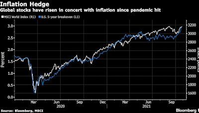 巴克萊:通膨擔憂促使投資者拋棄固定收益資產並轉投股票