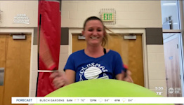 Oldsmar Cardio Drumming is a rockin' & rollin' way for all ages to get good exercise
