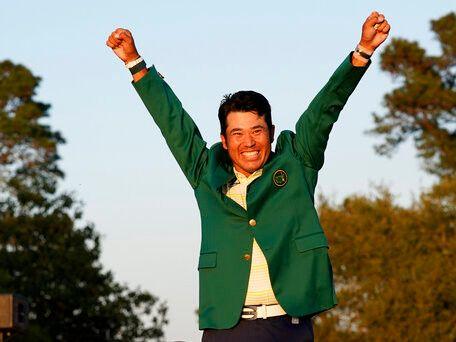 松山英樹首位美國名人賽奪冠亞裔 老虎伍茲恭賀:衝擊全世界
