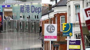 移民英國|BNO簽證後港人購倫敦樓成交急增144% 代理:大部份自用而非投資 | 蘋果日報