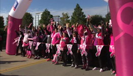 Breast cancer awareness 5K set to start at Soldier Field