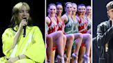 Eilish concert film coming; Rockettes return for holiday