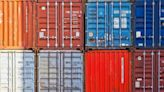 Ever Given Containers Finally Being Offloaded At Port Of Rotterdam