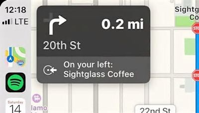 Apple Hopes More Users Will Replace Google Maps With Its Updated Navigation App