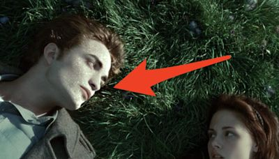 63 details you probably missed in all of the 'Twilight' movies