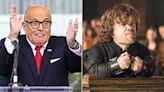 Rudy Giuliani blames Game of Thrones for his Capitol attack riot speech
