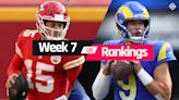 Fantasy QB Rankings Week 7: Who to start, sit at quarterback in fantasy football