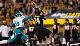 Brice, Appalachian State upset No. 14 Coastal Carolina 30-27