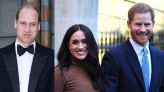 Prince William, Prince Harry Had 'Fierce' Argument Over Meghan Markle's Bullying Allegations