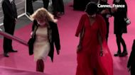 Cannes rolls out red carpet for pared-back film festival