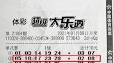 老彩民10元喜中大樂透678萬:完全是自己運氣好-票