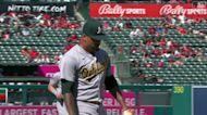 7局7K無責失好投 Frankie Montas完全不輸大谷翔平【MLB球星精華】20210920