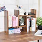 多功能桌上書架 桌上書架 收納架 置物架 層架 架子