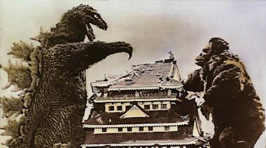 Large animal punch fight Godzilla Vs. Kong moves up the schedule to March