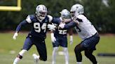 "Cowboys News: Randy Gregory 'unstoppable"" in camp, Dalton Schultz impresses"