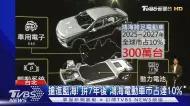 鴻海攜手裕隆做電動車 劉揚偉:最快2年問世