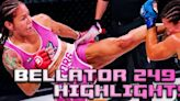 Bellator 249 highlights: Cris Cyborg returns with a vengeance!