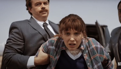 The New 'Stranger Things 4' Teaser Reveals a Haunted New Location