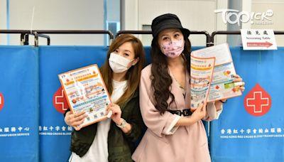 【把關者們】江欣燕拍《法證V》前抽空捐血 跟陳家樂合作「母子情深」 - 香港經濟日報 - TOPick - 娛樂