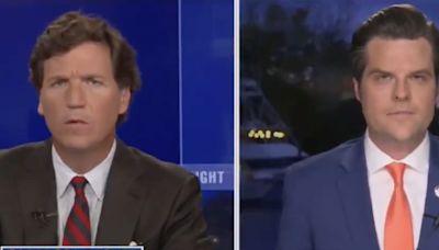 10 Things in Politics: Matt Gaetz and Fox News broke up