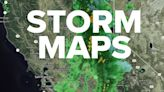 Northern California Storm: 4 maps to help you get by