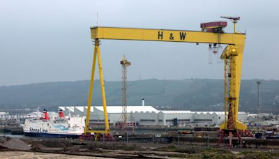 Harland and Wolff workers fear for jobs on crunch day for Belfast shipyard