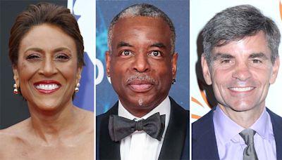 'Jeopardy!': Robin Roberts, LeVar Burton & George Stephanopoulos Among Season 37's Final Guest Hosts