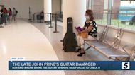 Federal law backs musicians with instruments on planes