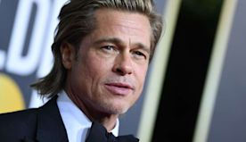 Golden Globes: Brad Pitt called a 'legend' for quip about 'Titanic' aimed at Leonardo DiCaprio