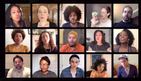 "Broadway stars unite for ""Beautiful"" online performance"