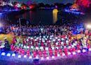 嘉市光織影舞管樂秀人潮爆滿 10月24日還有一場