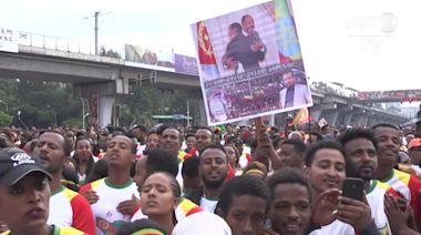 Thousands join Ethiopia-Eritrea peace run