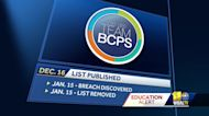 District accepts responsibility for data breach that affected BCPS teachers