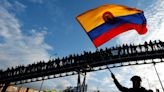 'You might die because you desire peace': Colombians split on protests