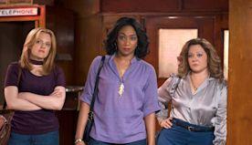 Melissa McCarthy, Tiffany Haddish and Elisabeth Moss Run the Mafia in The Kitchen Trailer