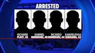 4 people near MLB All-Star Game arrested on drugs, weapons charges