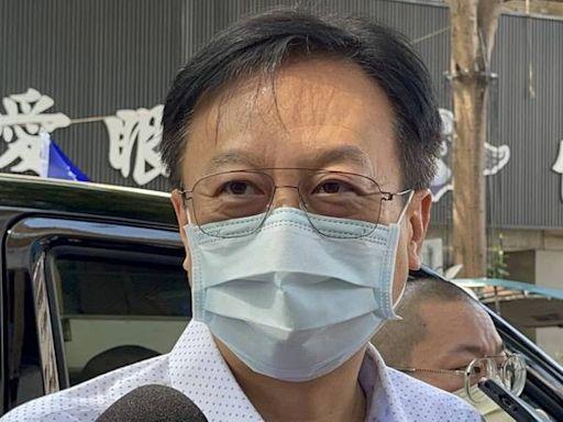 國民黨桃園市議員詹江村因性侵案惹議 卓伯源:回歸體制處理